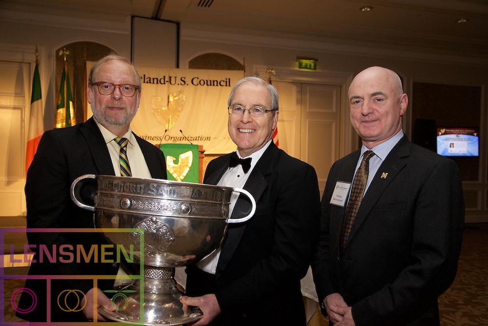 Greg Varisco - Aquacomms<br /> Kevin O'Malley - U.S. Ambassador to Ireland<br /> Peter Hynes - Mayo County Council