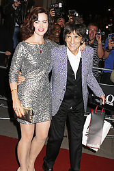 Ronnie Wood, GQ Men of the Year Awards 2013, Royal Opera House, London UK, 29 August 2013, (Photo by Brett D. Cove)