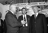 1967 -  New president takes office at NFA meeting at Adelaide Hall