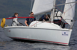 Day two of the Silvers Marine Scottish Series 2016, the largest sailing event in Scotland organised by the  Clyde Cruising Club<br /> Racing on Loch Fyne from 27th-30th May 2016<br /> <br /> 7066, Still Game, Doug Bell/Brian Hunter, Helensburgh SC<br /> <br /> Credit : Marc Turner / CCC<br /> For further information contact<br /> Iain Hurrel<br /> Mobile : 07766 116451<br /> Email : info@marine.blast.com<br /> <br /> For a full list of Silvers Marine Scottish Series sponsors visit http://www.clyde.org/scottish-series/sponsors/