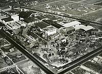 1932 Aerial of MGM Studios