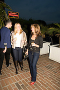 JUSTINE SACCO; LAURA SCHREFFLER, Rodarte Poolside party to show their latest collection. Hosted by Kate and Laura Muleavy, Alex de Betak and Katherine Ross.  Chateau Marmont. West  Sunset  Boulevard. Los Angeles. 21 February 2009 *** Local Caption *** -DO NOT ARCHIVE -Copyright Photograph by Dafydd Jones. 248 Clapham Rd. London SW9 0PZ. Tel 0207 820 0771. www.dafjones.com<br /> JUSTINE SACCO; LAURA SCHREFFLER, Rodarte Poolside party to show their latest collection. Hosted by Kate and Laura Muleavy, Alex de Betak and Katherine Ross.  Chateau Marmont. West  Sunset  Boulevard. Los Angeles. 21 February 2009