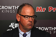 DURBAN - 7 October 2013 - Former Springbok coach Jake White (pictured) answers questions at a press conference where Sharks chief executive John Smit had moments earlier announced that White wouldl coach the Sharks. Picture: Allied Picture Press/APP