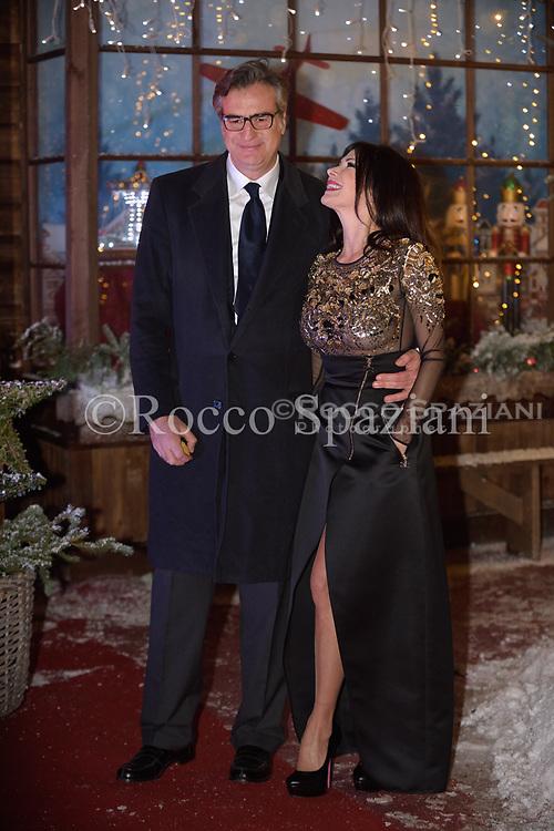 Max Tortora Super Vacanze di Natale premiere, Red carpet, Rome, Italy - 12 Dec 2017