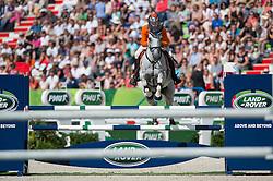 Tim Lips, (NED), Keyflow NOP - Jumping Eventing - Alltech FEI World Equestrian Games™ 2014 - Normandy, France.<br /> © Hippo Foto Team - Jon Stroud<br /> 31-08-14