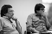 Alan Rusbridger and David Leigh, The Guardian