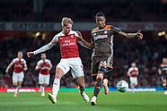 Arsenal v Brentford (Carabao Cup) 26/09
