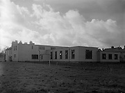 26/07/1957<br /> 07/26/1957<br /> 26 July 1957<br /> Exteriors of The Catholic Workers College in Sandford Lodge, Ranelagh, Dublin.