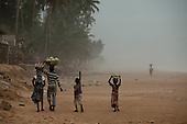 Travel - Ivory Coast Beach