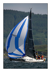 Bell Lawrie Scottish Series 2008. Fine North Easterly winds brought perfect racing conditions in this years event..CYCA Class GBR2102T Stoirm Mhor