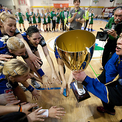 20110403: SLO, Handball - Slovenian Cup, Women, ZRK Krka vs Krim Mercator