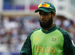 May 30, 2019 - London, England, United Kingdom - Imran Tahir of South Africa.during ICC Cricket World Cup Match 1 between England and South Africa at the Oval Stadium , London,  on 30 May 2019. (Credit Image: © Action Foto Sport/NurPhoto via ZUMA Press)