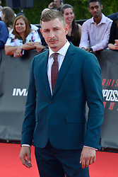 Frederick Schmidt attending the Global Premiere of Mission: Impossible - Fallout at Palais de Chaillot in Paris, France on July 12, 2018. Photo by Aurore Marechal/ABACAPRESS.COM