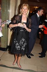 DEBBIE MOORE winner of the 1983 Veuve Clicquot Award  at the 2005 Clicquot Award - Business Woman of The Year award ceremony held at Claridge's, Brook Street, London W1 on 28th April 2005.