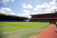 Selhurst Park Stadium during the Premier League match between Crystal Palace and Hull City at Selhurst Park, London, England on 14 May 2017. Photo by Andy Walter.