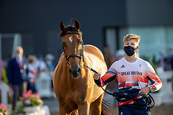 Charles Harry, GBR, Romeo 88, 340<br /> Olympic Games Tokyo 2021<br /> © Hippo Foto - Dirk Caremans<br /> 31/07/2021