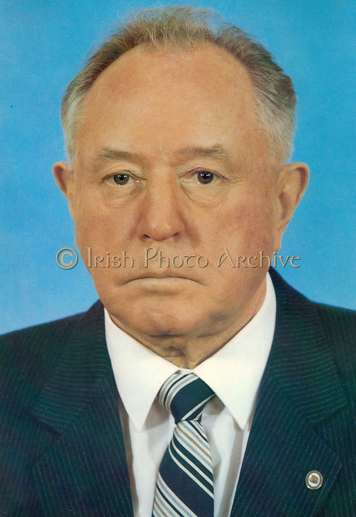 Erich Mielke (1907-2000), German Communist politician. Minister of State Security in the German Democratic Republic (DDR) 1957-1989.
