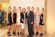 NM. Herve Leger. Lubov Azria PA. Fashion Show. 4.13.12