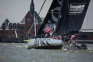 The Ocean Masters New York - Barcelona Race. The Hugo Boss Watches Charity Race<br /> Credit: Mark Lloyd / Lloyd Images