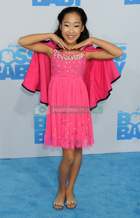 ViviAnn Yee attending The Boss Baby premiere at AMC Loews Lincoln Square 13 theater on March 20, 2017 in New York City, NY, USA. Photo by Dennis Van Tine/ABACAPRESS.COM