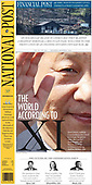 October 02, 2021 - CANADA: Front-page: Today's Newspapers In Canada