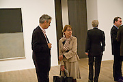 DRUSILLA BEYFUS, Mark Rothko private view. Tate Modern. 24 September 2008 *** Local Caption *** -DO NOT ARCHIVE-© Copyright Photograph by Dafydd Jones. 248 Clapham Rd. London SW9 0PZ. Tel 0207 820 0771. www.dafjones.com.