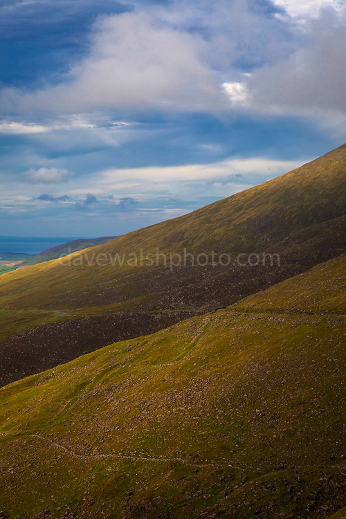 """Connor Pass, Dingle Peninsula, Co Kerry, Ireland This mage can be licensed via Millennium Images. Contact me for more details, or email mail@milim.com For prints, contact me, or click """"add to cart"""" to some standard print options."""