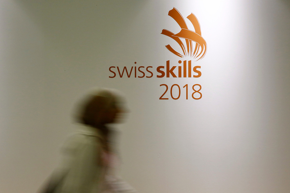 2. September 2018; Bern; swiss skills 2018 - 2. Tag - Impressionen<br /> ©  Stefan Wermuth