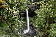 North Falls, Silver Falls State Park, Oregon