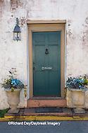 63412-01108 Blue door in St Augustine, FL