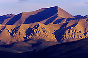 Ogilvie Mountains along the Dempster Highway. Yukon, Canada