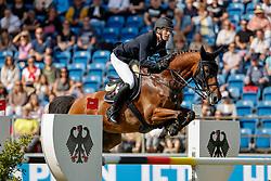 Nieberg Gerrit, GER, Ben 431<br /> CHIO Aachen 2021<br /> © Hippo Foto - Stefan Lafrentz<br />  19/09/2021