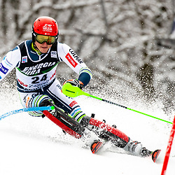 "20210106: CRO, Alpine Ski - Audi FIS Ski World Cup ""Snow Queen Trophy"", Men's Slalom"