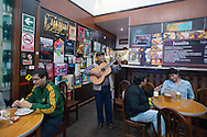 An afternoon at the cafe Juanito, historic cafe of Barranco, reopened in 2014