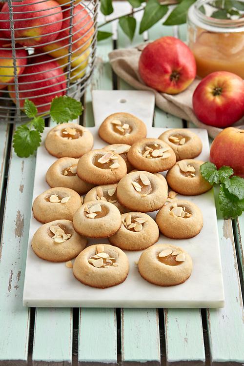Baka glutenfritt med äpple