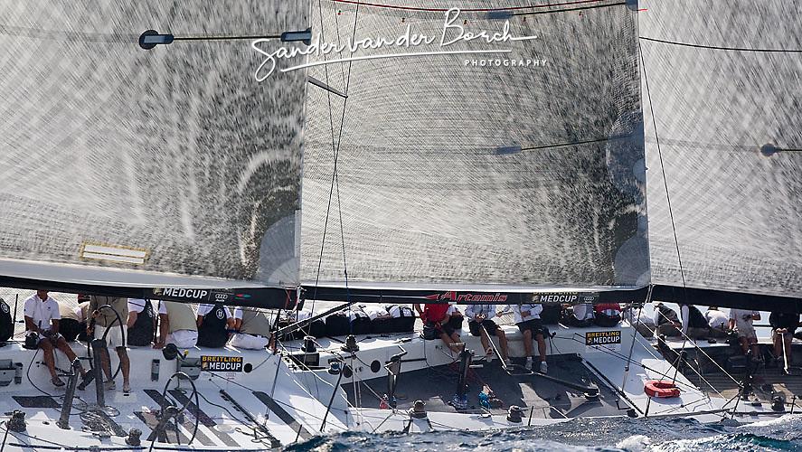 07_006294 © Sander van der Borch. Hy?res - FRANCE,  13 September 2007 . BREITLING MEDCUP  in Hy?res  (10/15 September 2007). Races 6 & 7.