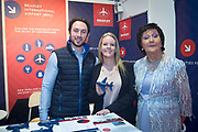 NO FEE PICTURES<br /> 25/1/19 Bradley International Airport pictured at the Holiday World Show 2019 at the RDS Simmonscourt in Dublin. Picture; Arthur Carron