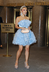 September 6, 2019, New York, New York, United States: September 5, 2019 New York City....Jessica Wang attending The Daily Front Row Fashion Media Awards on September 5, 2019 in New York City  (Credit Image: © Jo Robins/Ace Pictures via ZUMA Press)