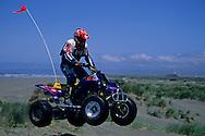 Off highway recreational vehicle at Samoa Dunes Recreation Area, near Eureka, Humboldt County, CALIFORNIA