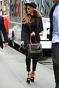 July 15, 2015 - New York, New York, U.S. - <br /> <br /> BEYONCE is seen in midtown Manhattan. Pregnancy rumours are swirling about the singer.<br />  ©Exclusivepix Media