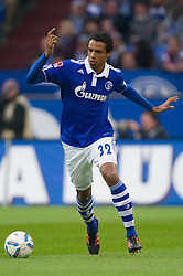 19.11.2011, Veltins Arena, Gelsenkirchen, GER, 1. FBL, FC Schalke 04 vs 1. FC Nuernberg, im Bild Joel Matip (#32 Schalke) // during FC Schalke 04 vs. 1. FC Nuernberg at Veltins Arena, Gelsenkirchen, GER, 2011-11-19. EXPA Pictures © 2011, PhotoCredit: EXPA/ nph/ Kurth..***** ATTENTION - OUT OF GER, CRO *****