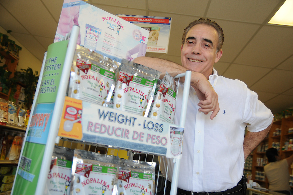 Dr. Hector Pablo Oliva is the Founder and President of Nopalina, a health supplement company who's namesake product offers a natural high-fiber weight loss and digestion solution.