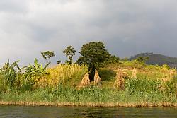 Lake Mutanda Island Scenic