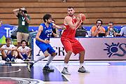 DESCRIZIONE : Trento Nazionale Italia Uomini Trentino Basket Cup Italia Austria Italy Austria <br /> GIOCATORE : <br /> CATEGORIA : Tecnica Controcampo<br /> SQUADRA : Austria<br /> EVENTO : Trentino Basket Cup<br /> GARA : Italia Austria Italy Austria<br /> DATA : 31/07/2015<br /> SPORT : Pallacanestro<br /> AUTORE : Agenzia Ciamillo-Castoria/GiulioCiamillo<br /> Galleria : FIP Nazionali 2015<br /> Fotonotizia : Trento Nazionale Italia Uomini Trentino Basket Cup Italia Austria Italy Austria
