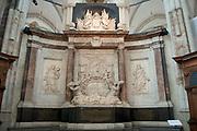 Praalgraf van Michiel de Ruyter (1607-1676) / Mausoleum of Michiel de Ruyter (1607-1676)