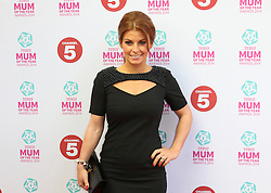 © London News Pictures. Coleen Rooney, Tesco Mum of the Year Awards, The Savoy Hotel, London UK, 23 March 2014, Photo by Richard Goldschmidt/LNP