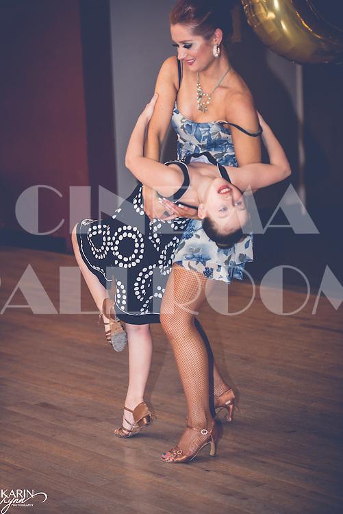 Dinner/Dance Ashley and Lauren Klein