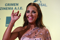 October 3, 2018 - Madrid, Madrid, Spain - The Spanish actress Paula Echevarría poses for media during the premiere 'Ola de Crímenes' in Madrid. (Credit Image: © Jorge Sanz/Pacific Press via ZUMA Wire)