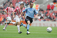 Photo: Paul Thomas.<br /> Stoke City v Manchester City. Pre Season Friendly.<br /> 30/07/2005.<br /> <br /> Stephen Ireland.