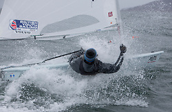 The RYA Youth National Championships 2018. Day 3<br /> <br /> Wet start to the first days racing<br /> <br /> Images: Marc Turner / RYA<br /> <br /> For further information contact:<br /> <br /> Richard Aspland, <br /> RYA Racing Communications Officer (on site)<br /> E: richard.aspland@rya.org.uk<br /> m: 07469 854599